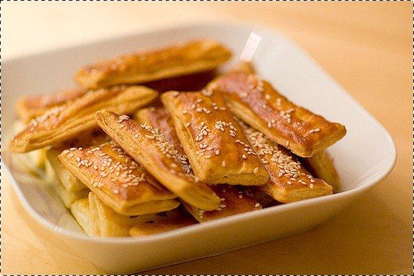Gosomi | Biscuit aux graines de sésame