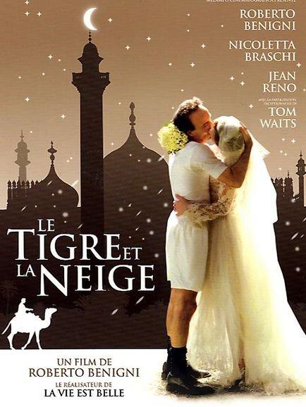 """ZOOM sur """"Le Tigre et la Neige"""""""