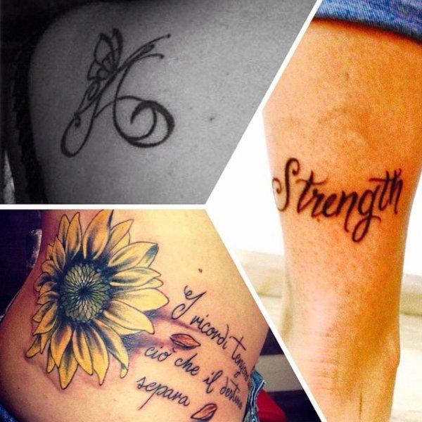 Mon troisième tatouage