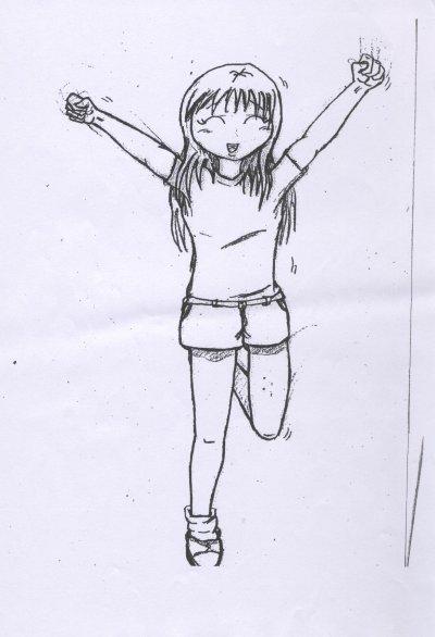 mes derniers dessin 1  :3 (que de la créa aucun modèle)