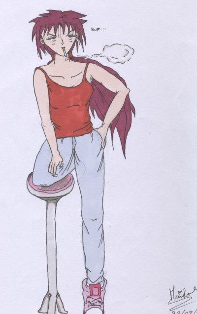 mes dessins 3 (sans modèle, créa perso)
