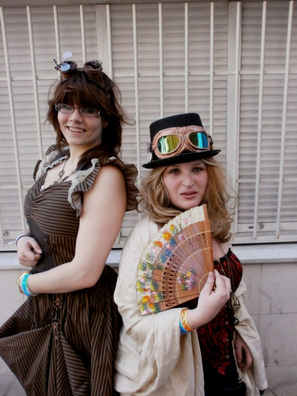 Le style steampunk