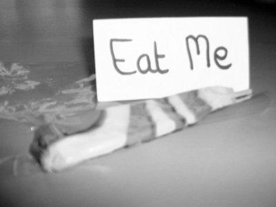 La gourmandise commence quand on n'a plus faim. [Alphonse Daudet]