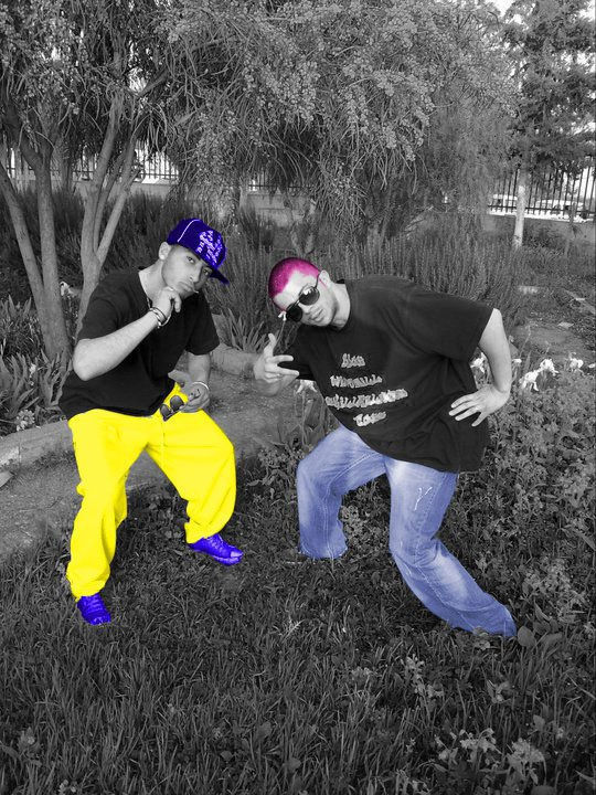 Me & Bboy Windmill