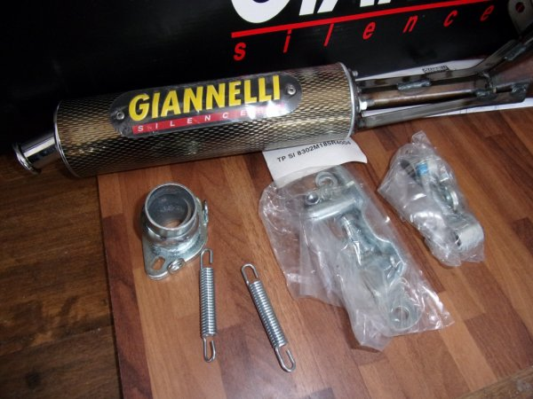 RARE:Pot NOS GIANELLI 103 SP/MVL