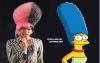 Nicki Minaj à copier Marge :o