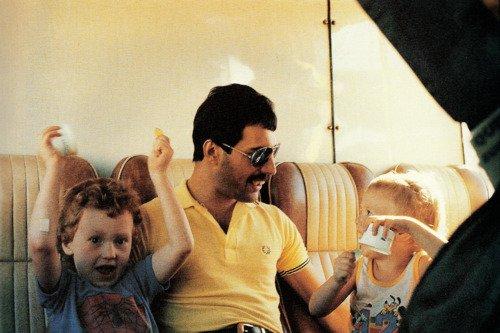 Freddie et les enfants