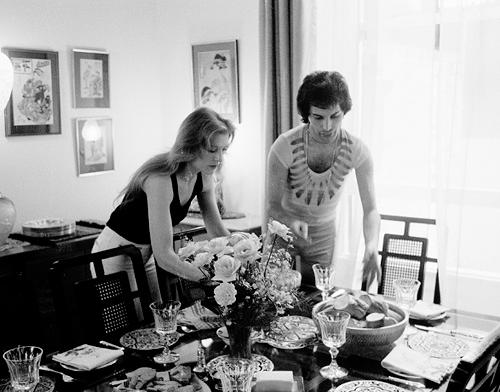 Dinner entre amis