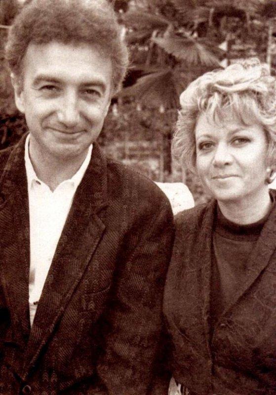 John et Julia Deacon