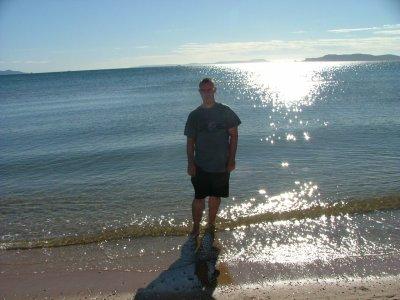 La plage de Hyères