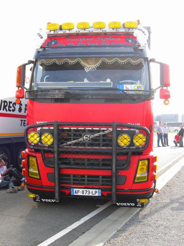Volvo Fh 12 'Transport Lefebvre'