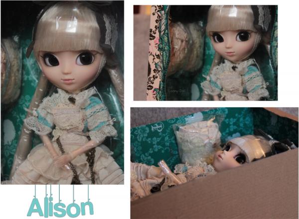 ~ L'arrivée d'Alison, Pullip Romantic Alice ~