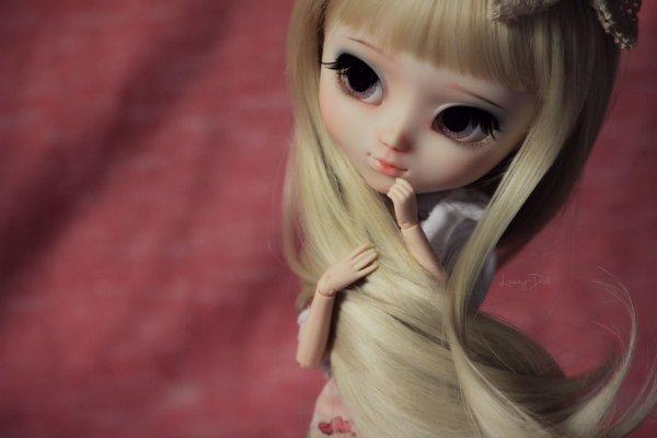 ~ Nouvelle doll - Pullip FC  [à ma mère] ~