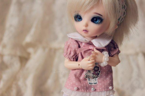 ~ Nouvelle tenue pour Mathilde ♥ ~