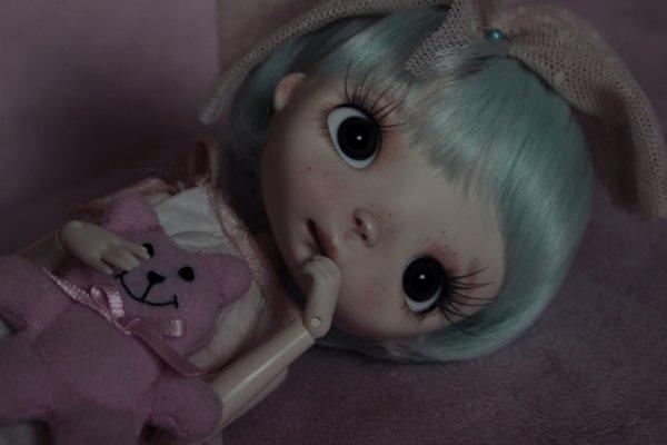 New girl ♥  « Petite Chose » ~ Ppinkydolls Miko ~