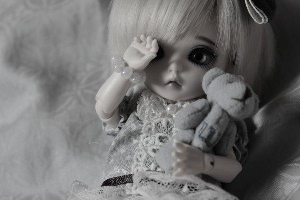 Petit cadeau pour Mathilde ♥