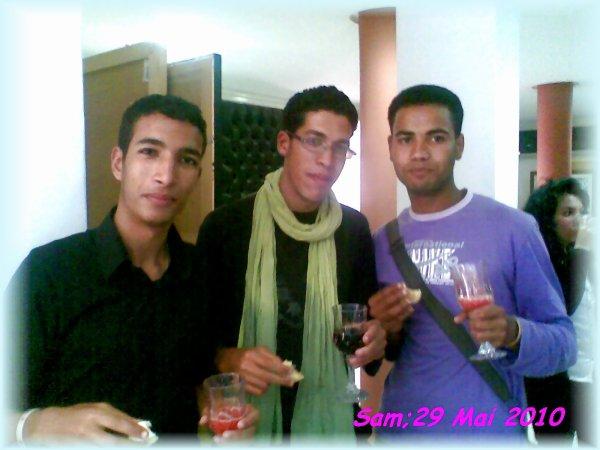 moi & zakariya & zouhair