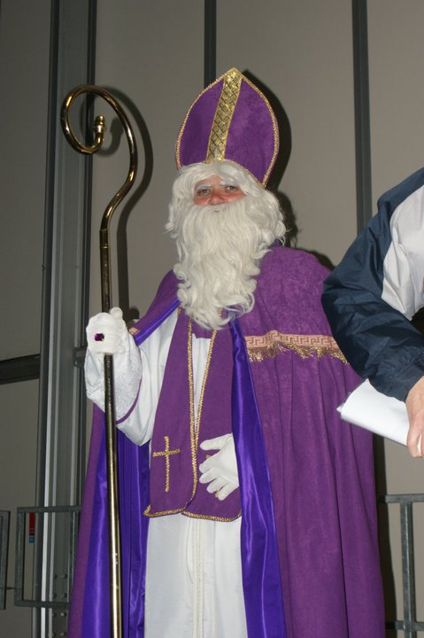 :) Bonne fête de Saint-Nicolas à tout les enfants :)