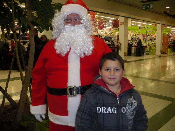 :) message du Père Noël :)