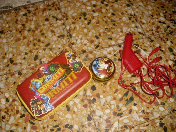 :) Mes cadeaux :)
