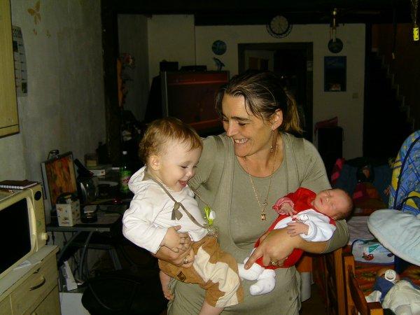 tyron alison et leur tante