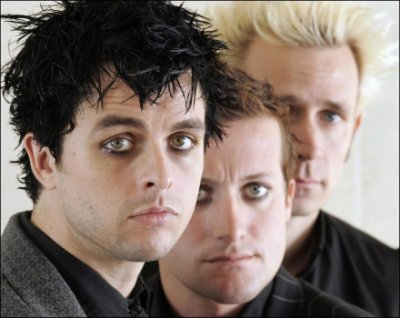 Billie Joe Amstrong (green day)