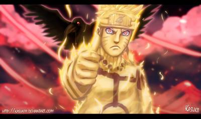 Naruto Rikudou