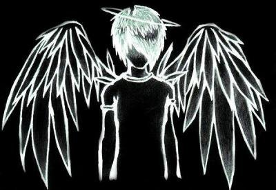 un ange dechu