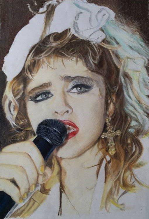 Madonna by celicel
