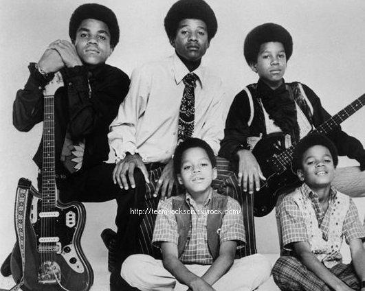 Retour des Jackson en studio
