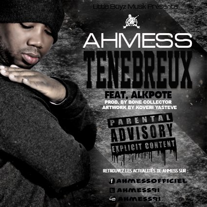 "AHMESS FT ALKPOTE ""TENEBREUX"" DISPONIBLE MAINTENANT"