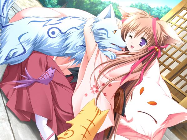 CONCOUR d'images animaux mangas ^x^