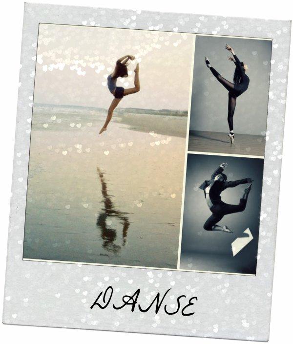 Je suis danseuse