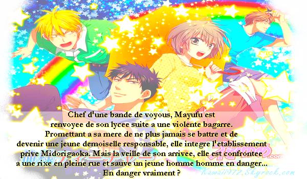 FIGHT GIRL Le Shoujo coup de POING ! (2008)