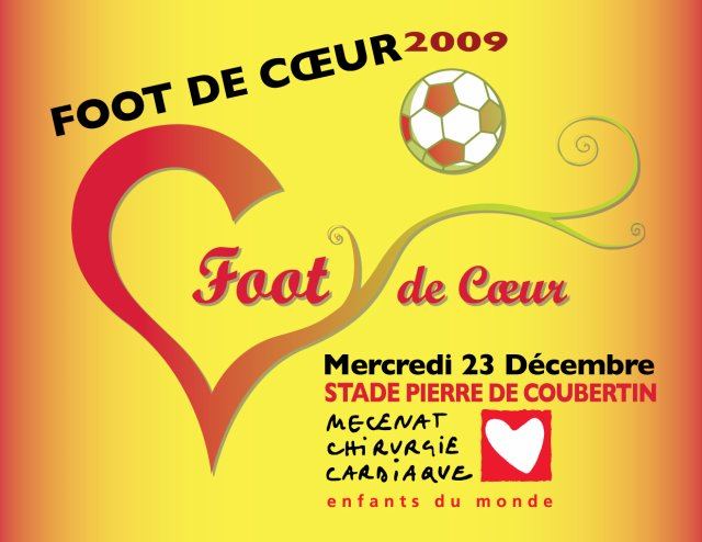FOOT DE COEUR 2009