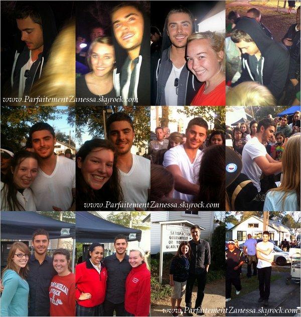 19.11.2010 // Découvrez des photos de Zac qui en ce moment prépare son prochain film en Nouvelle Orleans : « The Lucky One » postés par des fans sur Twitter Vous aimez ?