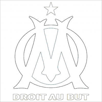 2892643911 Coloriage Du Logo De Marseille