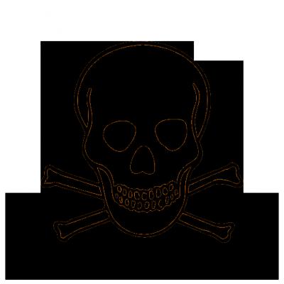 Coloriage Dune Tête De Mort Coloriages