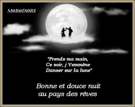 Bonne nuit :-)