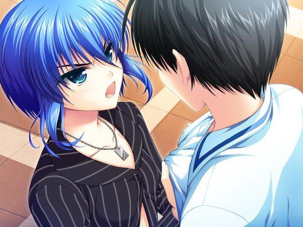 Yumi : Je suis senser parler de quoi ?