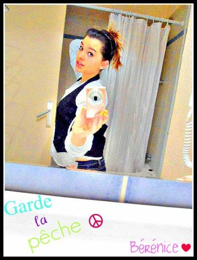 - Bérénice ; 16 ans : Charleroi