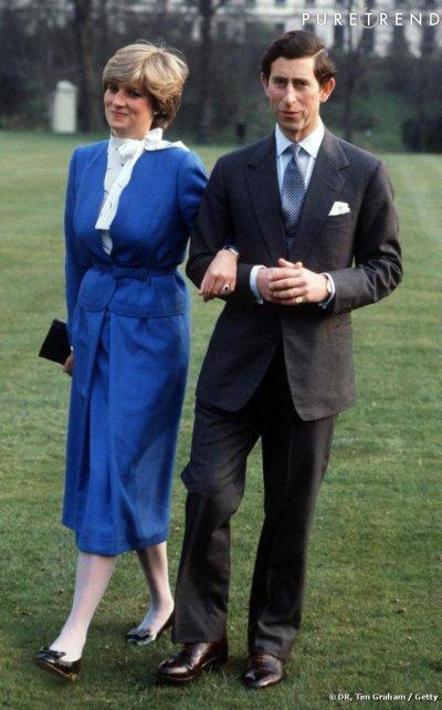 Toujours les photos officielles de Diana & Charles