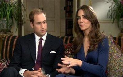 Encore la conférence de presse de Kate & William