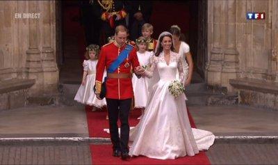 Première sortie officielle du couple princier : Kate & William