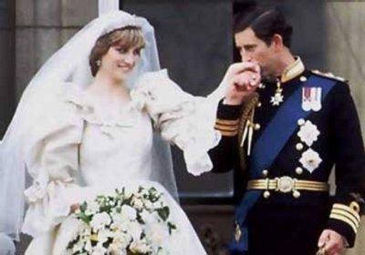 La Princesse et le Prince De Galles