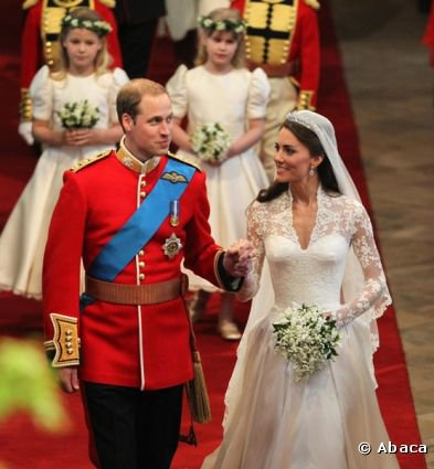 Kate & William quittent l'Abbaye
