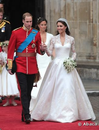 Le Duc & la Duchesse de Cambridge