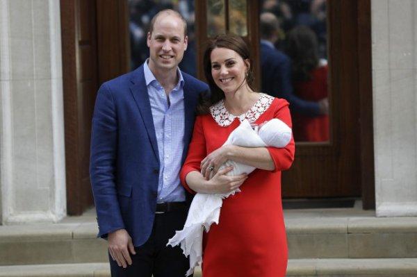 Le troisième enfant de Kate et William est un garçon...