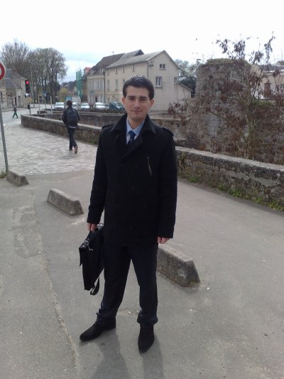 Matelot 2 eme classe L.Sébastien (Hotchner)