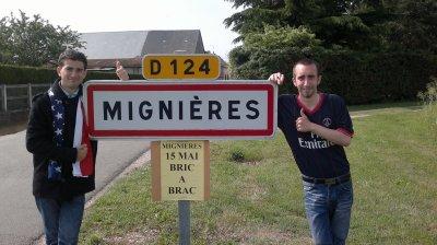 ahhh mignieres.......